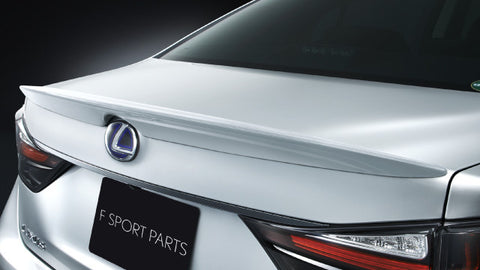 Genuine Lexus Japan 2016-2019 Lexus GS Factory Painted Rear Spoiler