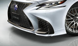 TRD JAPAN 2018 Lexus LS 500/500h F-SPORT Factory Painted Front Spoiler Kit