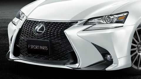 TRD JAPAN 2016-2019 GS F-Sport Factory Painted Front Spoiler Kit