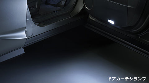 Genuine Lexus Japan JDM Door Courtesy LED Lamp Unit Set