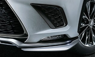 Genuine Lexus Japan 2018-2019 NX F-Sport Factory Painted Front Lip Spoiler