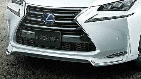Genuine Lexus Japan 2015-2017 NX Factory Painted Aero Front Skirt