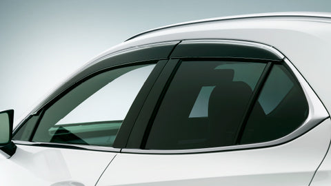 Genuine Lexus Japan 2019-2021 UX Smoke Side Window Visor Set
