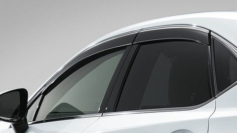 Genuine Lexus Japan 2015-2019 NX Smoke Side Window Visor Set
