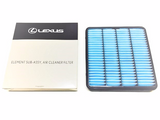Genuine Lexus Japan 2016-2018 LX570 Engine Air Filter