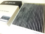Genuine Lexus Japan 2007-2017 LS  Premium Charcoal Front A/C Cabin Filter