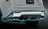 TRD JAPAN 2015-2017 Lexus NX F-Sport Factory Painted Rear Diffuser Kit and Dual Exhaust System