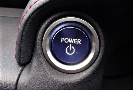 Genuine Lexus Japan 2018-2021 Hybrid Blue Premium Push Start Button Switch