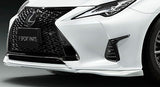 TRD JAPAN 2019 Lexus RC Factory Painted Front Lip Spoiler Kit