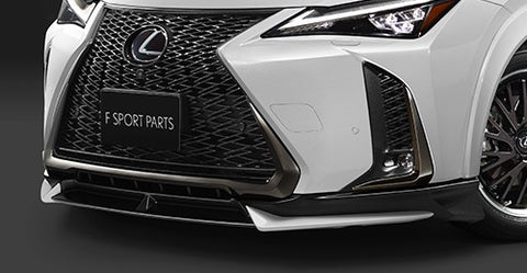 TRD JAPAN 2019-2021 Lexus UX F-Sport Factory Painted Front Spoiler Kit