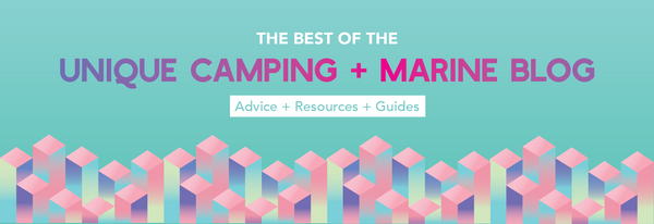 The best of the Unique Camping and Marine Blog Tips Guides Resources Advice on RV boat motorhome camper trailer black gray waste water toilet holding tank sewer toilet shower sink systems