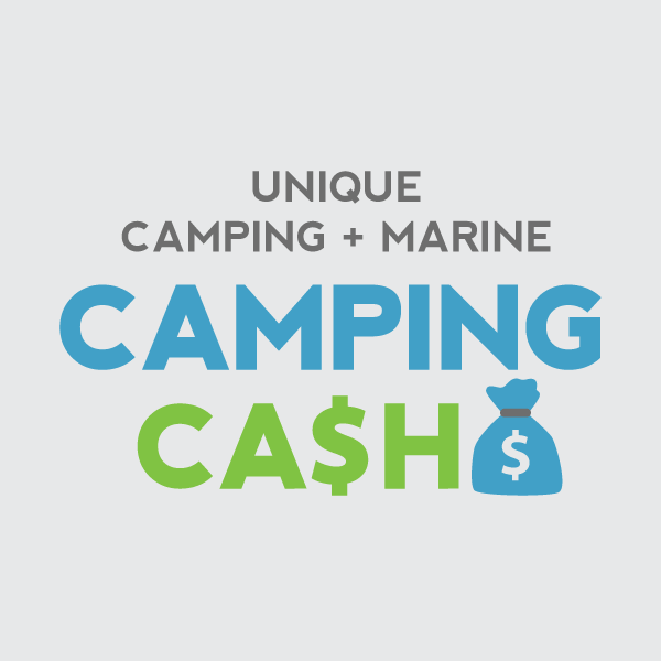 Earn rewards from CampingCash - Unique Camping + Marine