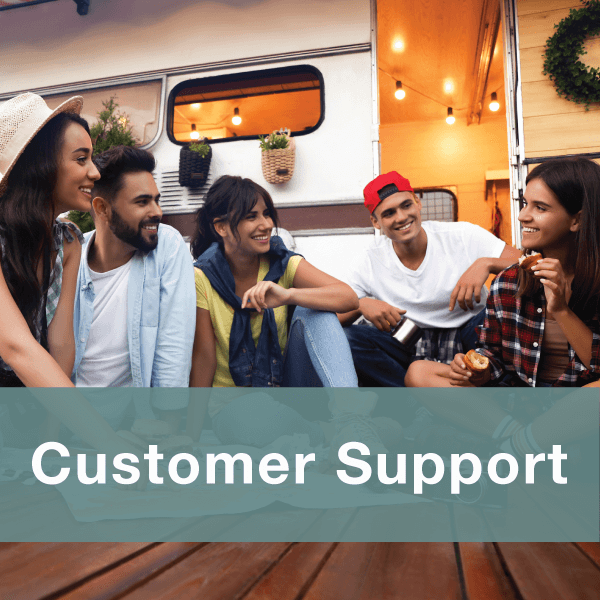Customer Support Page - Get The Help You Need