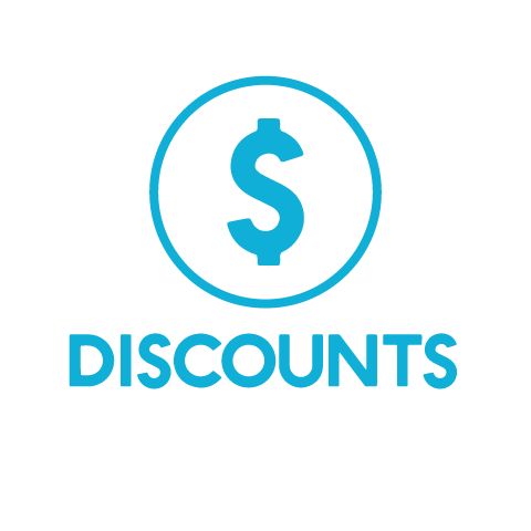 Get discounts in every email we send out. Save On your favorite RV Necessities.