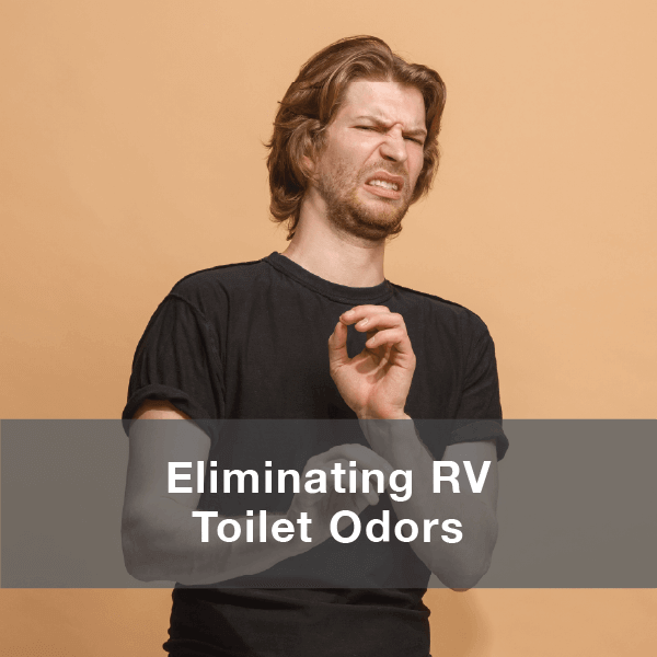 Click here to download our guide to eliminate RV toilet odors. Unique Camping + Marine