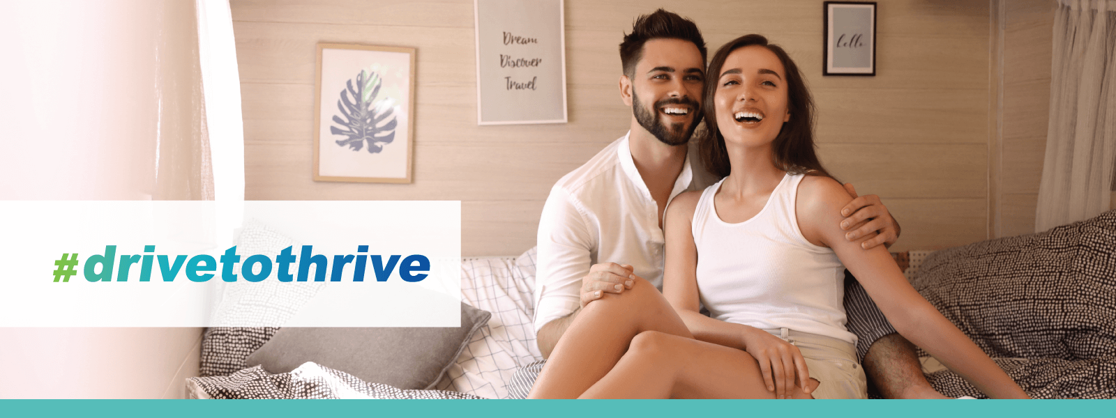 The Drive to thrive. See how other RVers are thriving on the road.
