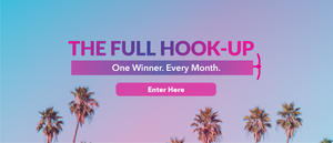 The Full Hook-Up, one winner every month of our RV holding tank treatments