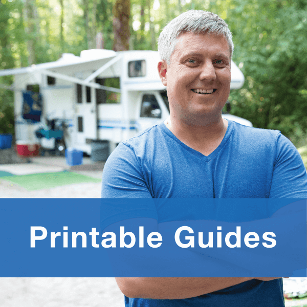 Download and print all of our most popular guides. Unique Camping + Marine