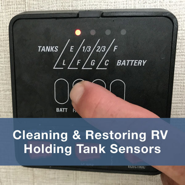 Click here to read and print Guide to cleaning and restoring sensor probes. Unique Camping + Marine.