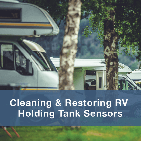 Click here to download and print Guide to cleaning and restoring sensor probes. Unique Camping + Marine.