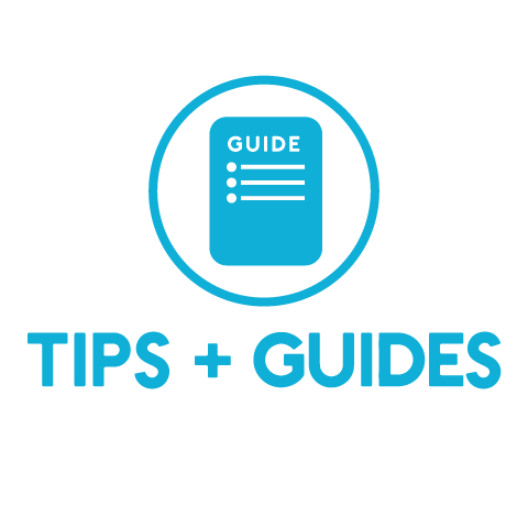 Looking for helpful tips and guides? We send out plenty of those too!