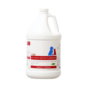 Unique Pet Stain and Odor Eliminator Is perfect to look after your furry friends. Clean up messes and smells with powerful microbial cleaners. Remove stains and odors hassle free! - Unique Pet Care