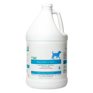 Advanced Dog Odor and stain Ready To Use 128 oz. gallon - Unique Pet Care
