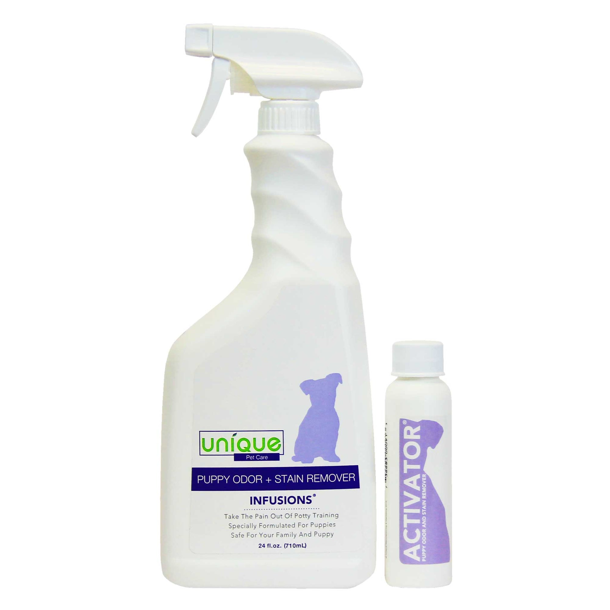 Infusions Puppy odor and stain remover. 24oz with activator