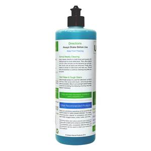 Chemical free non toxic safe toilet bowl cleaner no caustic dangerous chemicals Unique Camping + Marine