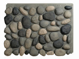 Faux Creek Stone Wall Panels