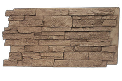 Faux Mountain Ledge Stack Stone