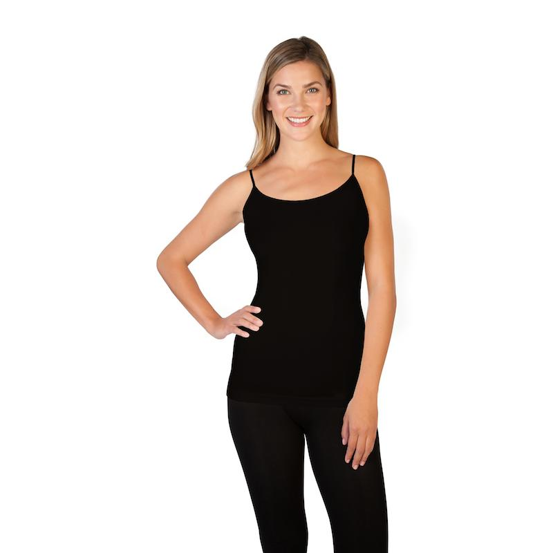 Skinny Cami by Skinnywear in Black