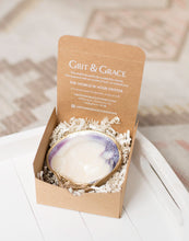 Load image into Gallery viewer, Clam Jewelry Dish by Grit & Grace in Gold