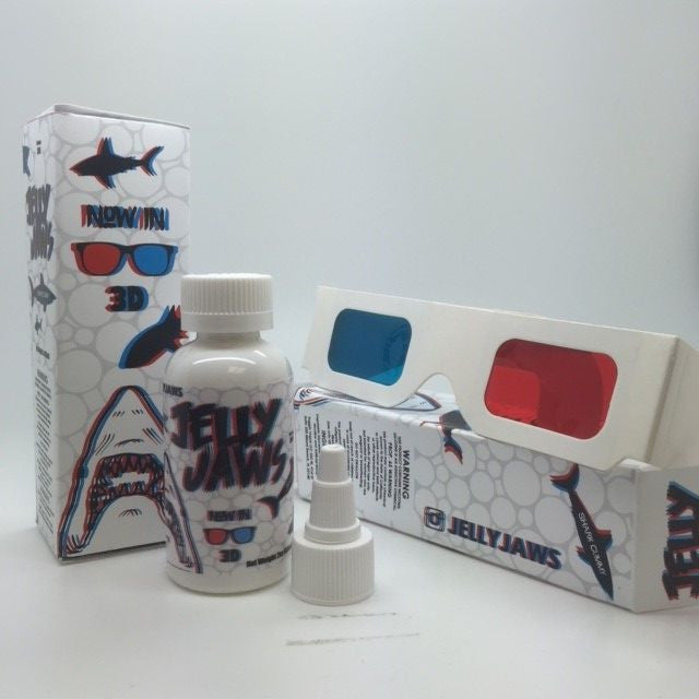 Jelly Jaws eLiquid - Jelly Jaws 3D