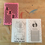 """Split Zine #2"" by Brendan Lee and Axel Lidhall"