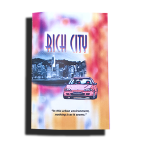 """Rich City"" by Brad Haubrich"