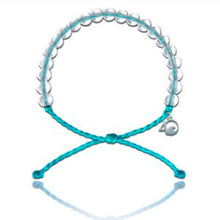 4ocean- Unisex,  Recycled Glass and Plastic Bracelet - Multiple Colors Available - Basics and Organics