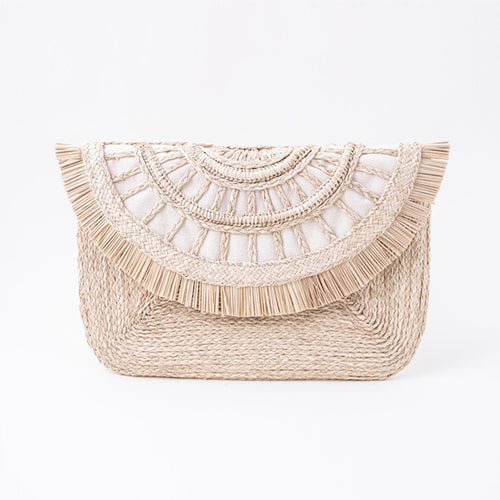 Marla Clutch by Ka'Imima - Basics and Organics