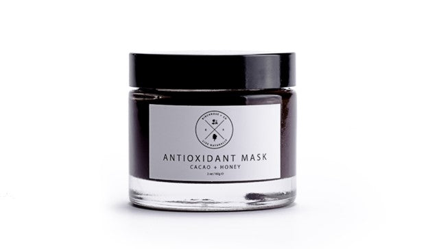 Antioxidant Face Mask - Cacao + Honey