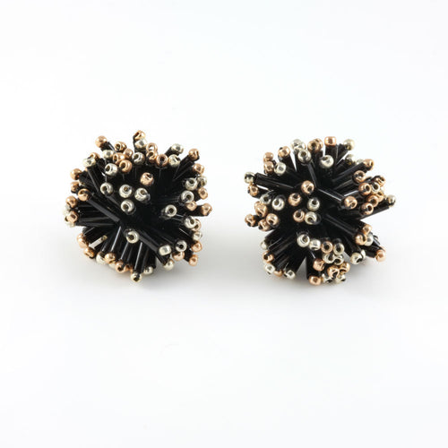Studs Handmade Earrings - Basics and Organics