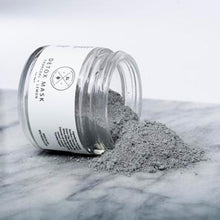 Charcoal + Lemon, 100 % Natural Detox Mask - Basics and Organics