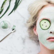 Organic Green Tea Nourishing Face mask - Basics and Organics