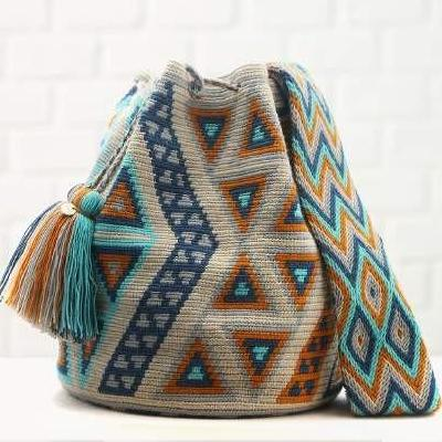 Chila Santi Bag Handmade in Colombia - Basics and Organics