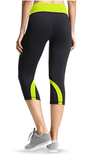 Baleaf Women's Lime Yoga Capri