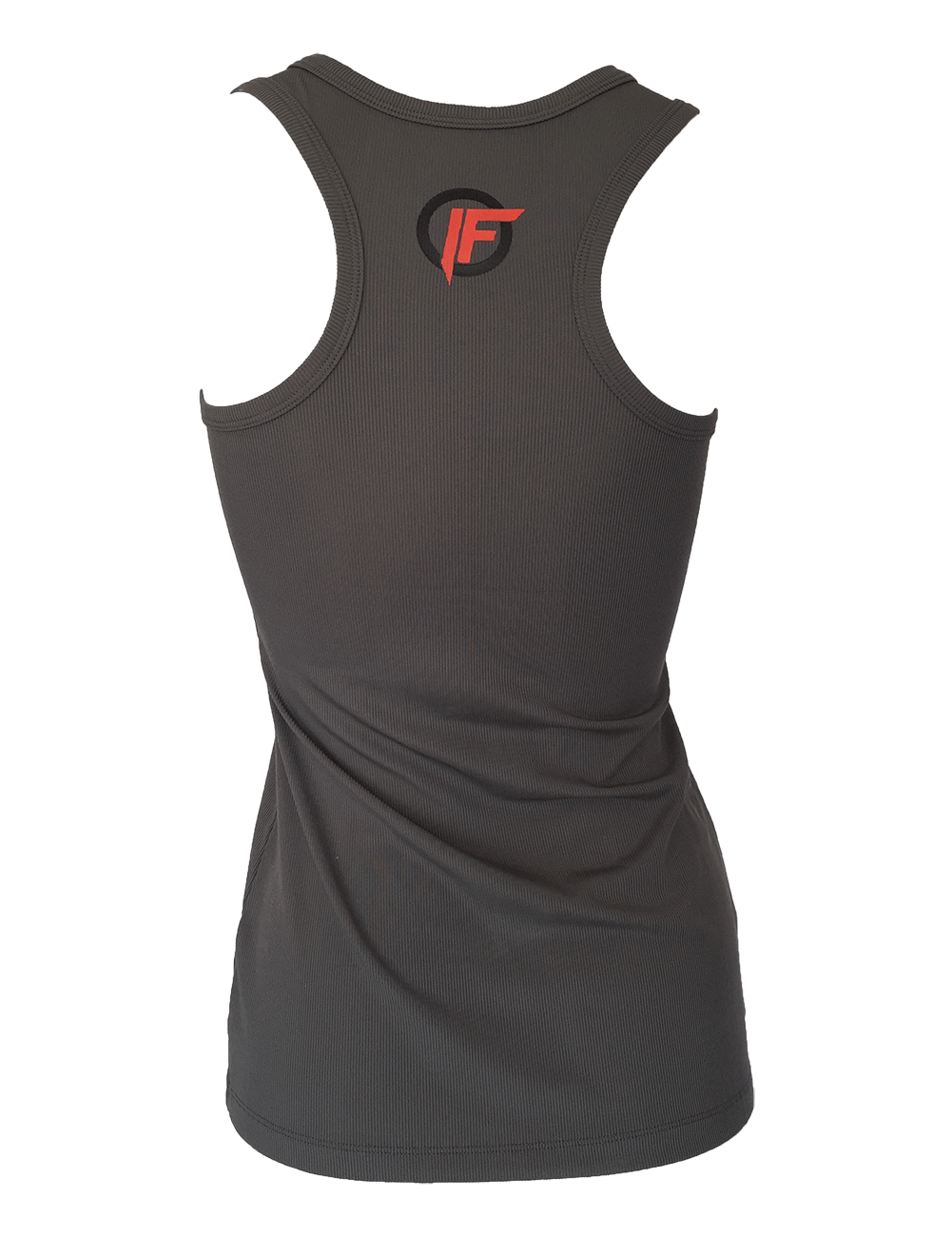Image Fit Women's Gray Fit Tank