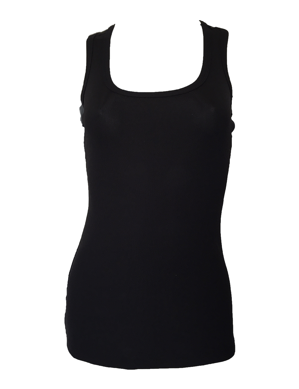 Image Fit Women's Black Fit Tank
