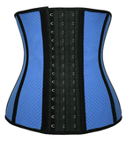 YIANNA Women's Blue Underbust Latex Waist Trainer