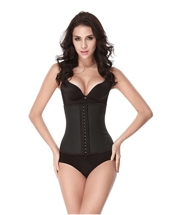 Bare Beauty Women's Black Underbust Extreme Waist Trainer