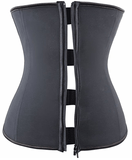 YIANNA Women's Waist Trainer Black