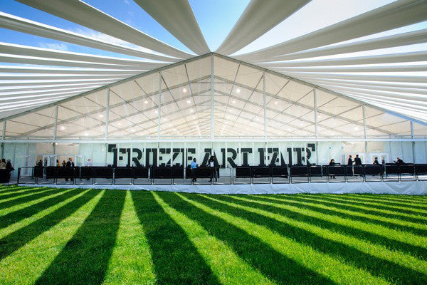 Your Go-To Guide for Art Fairs During Frieze Week
